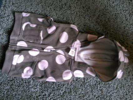 Super Cute Carter's TeddyBear Vest sz 12mo in E.U.C.