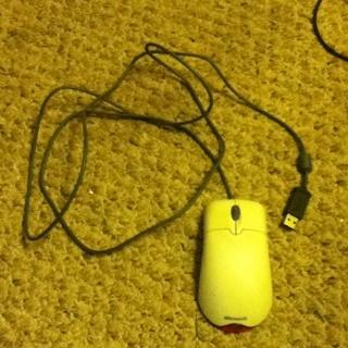 Microsoft Computer Mouse