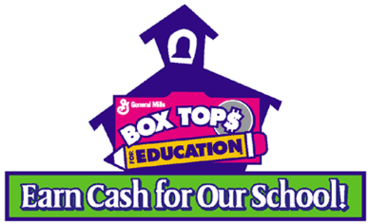 Box Tops 60 cents for your school