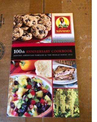 SUN-MAID 100th Anniversary Cookbook