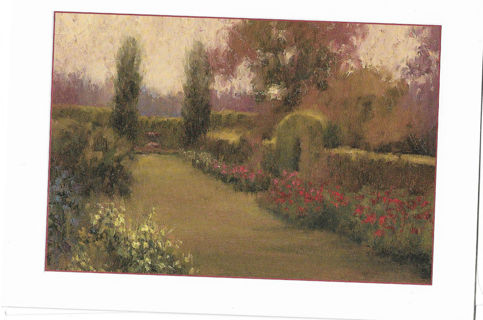 Note Card Unused With Envelope Blank inside