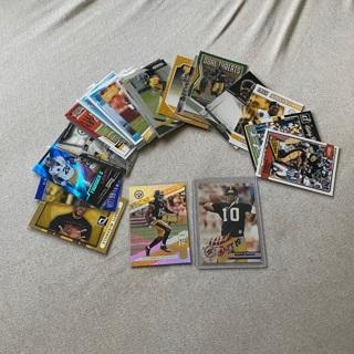 (25) Pittsburgh Steelers Card Lot!