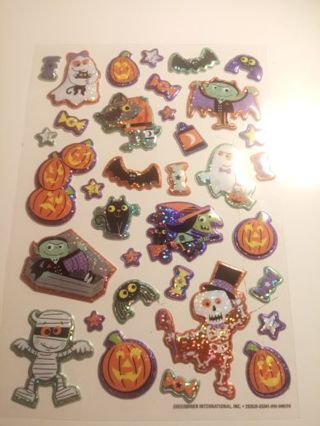 Halloween Stickers*2019 Read Description