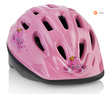 KIDS Bike Helmet – Adjustable from Toddler to Youth Size, Ages 3-8