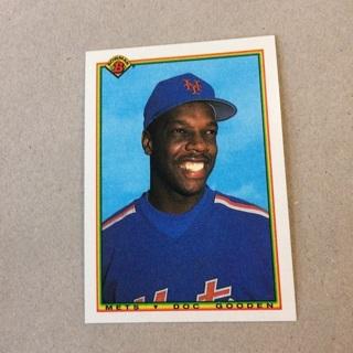 1990 Bowman - [Base] #126 Doc Gooden