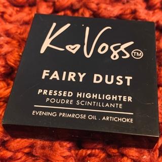 K Voss Fairy Dust Pressed Highlighter