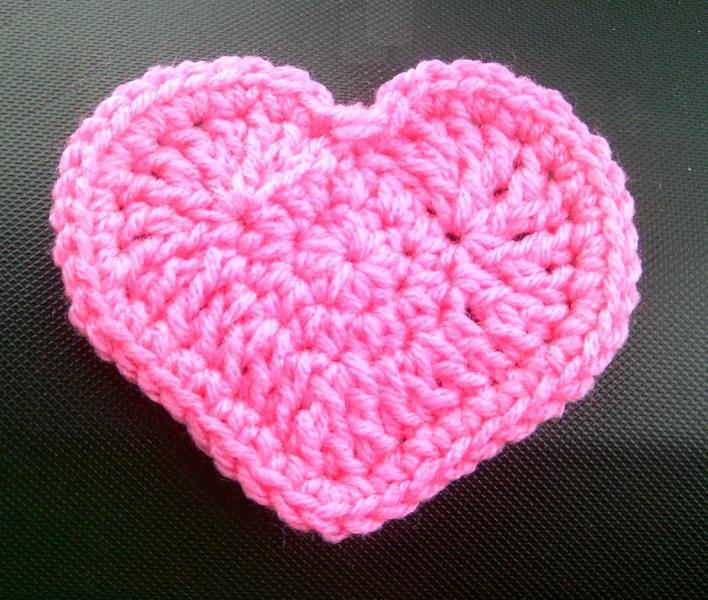 Free Crochet Pattern For Mug Rug : Free: Another Heart Coaster, Mug Rug & Hot Pad Crochet ...