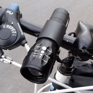 240 Lumens CREE Q5 Cycling Bicycle LED Front Head Light Torch Lamp w/ Bike Mount