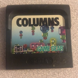 Game Gear Columns!
