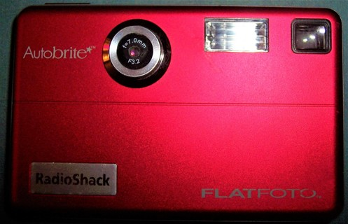 Free: Radio Shack Autobrite Flatfoto digital camera - Digital ...