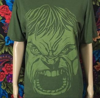 MEN'S Incredible HULK Shirt Size MEDIUM