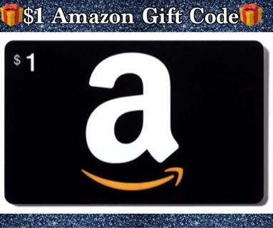 ❣️$1 Amazon Code❣️Sent Fast!❣️