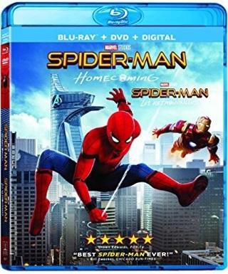 Spider-Man Homecoming Digital Code