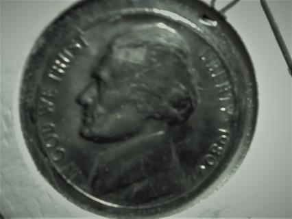 Free: 1980 P JEFFERSON NICKEL (MINT ERROR) - Coins - Listia