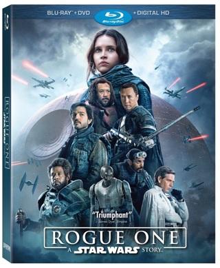 STAR WARS ROGUE ONE DIGITAL HD REDEMPTION CODE PLUS DISNEY MOVIE REWARDS POINTS