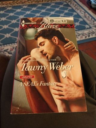 A Seal's Fantasy by Tawny Weber (paperback)