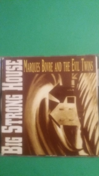 maques bovre & the evil twins  big strong house free shipping