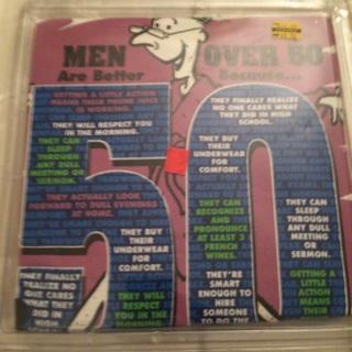 Turning 50 Men's gag funny tee shirt Sz XL NEW!