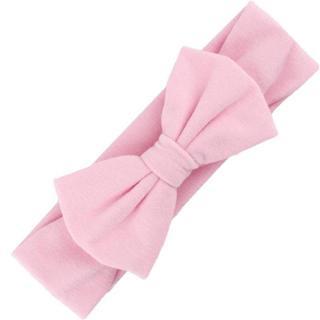 New Adorable Boho Newborn Toddler Headband Ribbon Elastic Baby Headdress Kids Hair Band Girl Bow K