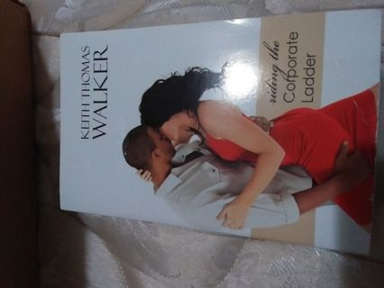 Riding the Corporate Ladder by Keith Thomas Walker. Bonus book (my choice) with GIN