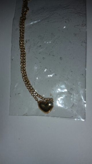 ☆ Heart Necklace ☆