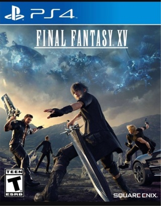 Final Fantasy XV PS4~Brand New