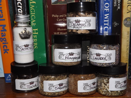 Personalized Magick Oil