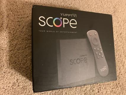 Yupp Tv Scope- used but looks new