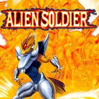 Alien Soldier [Steam key]