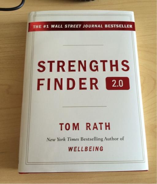 strengths finder 2 0 by tom rath