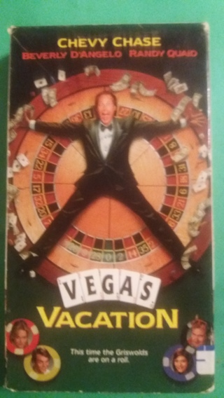 vhs vegas vacation free shipping