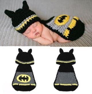 Adorable Batman Photography Prop