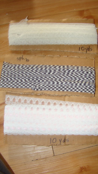 lace and trims