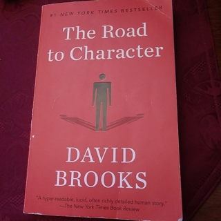 The Road to Character by David Brooks Paperback