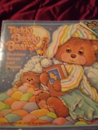 Teddy Bear's Bedtime Songs and Poems