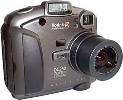 KODAK DC260 DIGITAL CAMERA