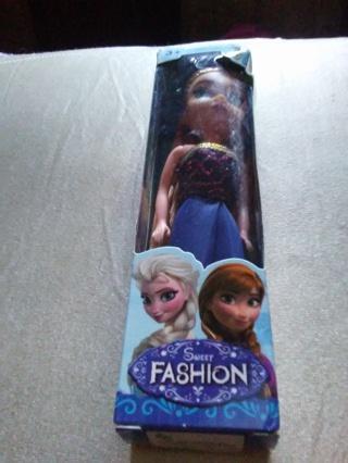 sweet fashion doll