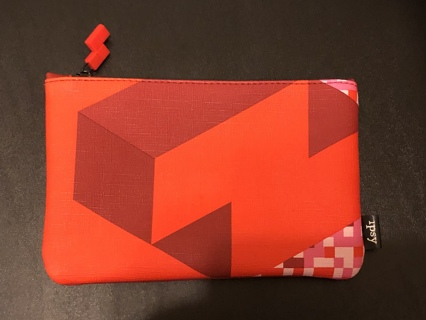 BRAND NEW IPSY JUNE 2019 TETRIS MAKEUP BAG! FREE SHIPPING!