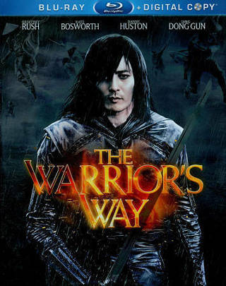 2011 The Warrior's Way 2 Disc Set Blu-ray + Digital Movie-NEW & Sealed!-Read-GIN BONUS!!