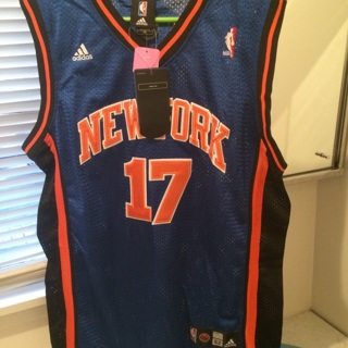 NY Knicks Lin Stitched Size 52 Jersey NEW WITH TAGS > FREE SHIPPING!