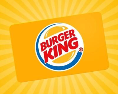 $5 Burger King Gift Card