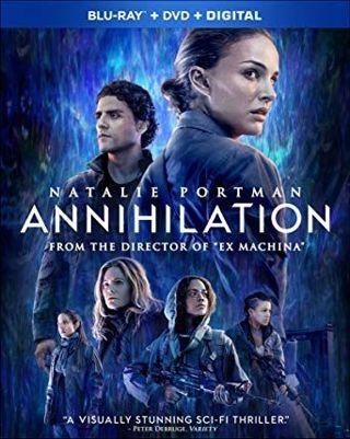 Annihilation itunes digital code only