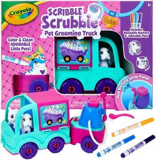 Crayola Scribble Scrubbie Pets