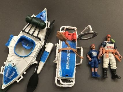Aquatic Rescue toy