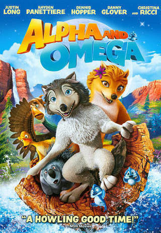 Alpha and Omega DVD ⭐DISC ONLY ⭐⭐