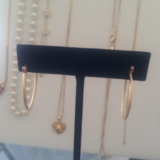 14k Gold Earings