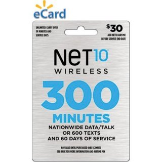 net 10 ($30.00) time card