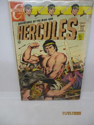 HERCULES NO. 1