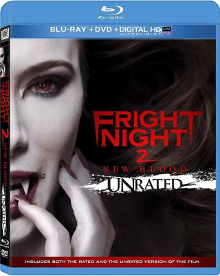 Fright Night 2 : New Blood (Digital HD Download Code Only) **Horror** **Vampires**