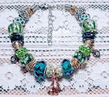 Euro Bracelet, Creations by Cris, 6
